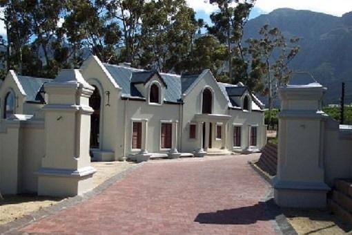 Franschhoek - beeindruckendes Anwesen