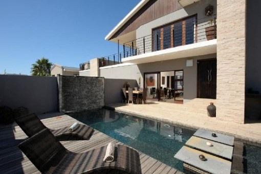 Villa mit Meerblick in Port Elizabeth