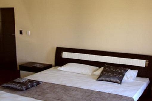 Helles Schlafzimmer