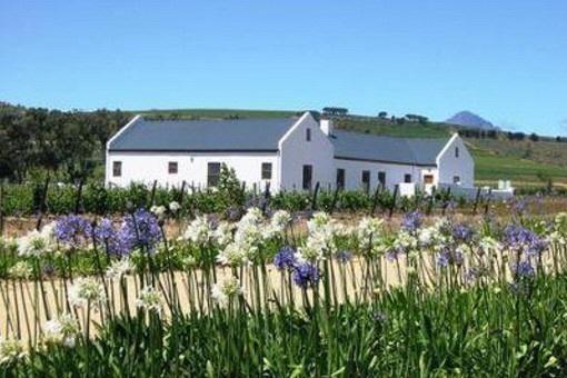 Haus mit wunderschönen Grünflächen