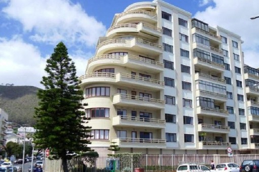 Apartment direkt am Meer in Sea Point