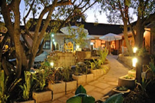 Gästehaus mit eigenem Restaurant in George