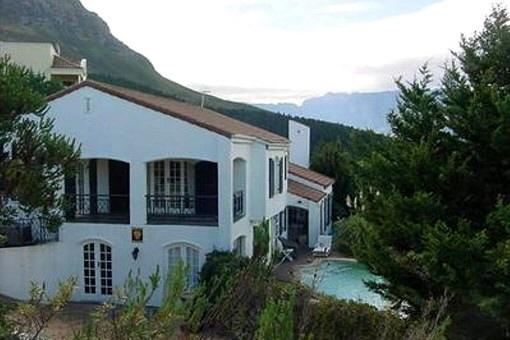Haus im mediterranen Stil in Somerset West