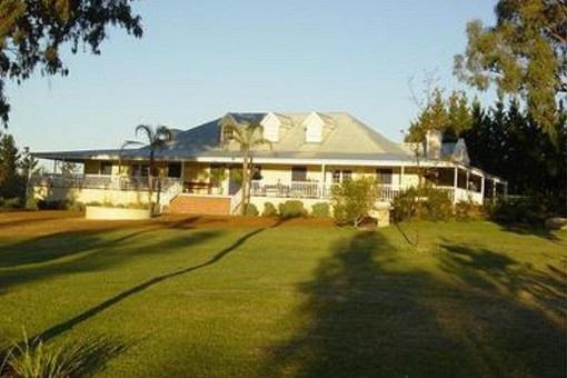 Exklusives Landhaus in einer herrlichen Landschaft in Stellenbosch