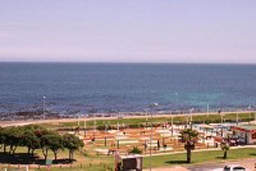 One bedroom flat situated between the park and the promenade of the city