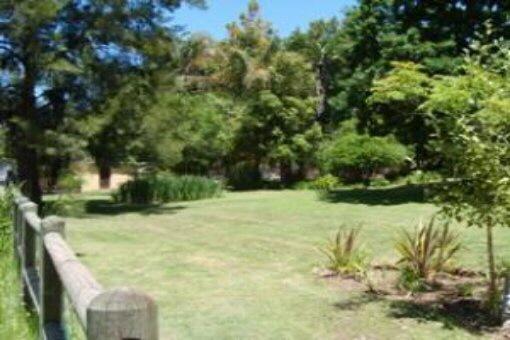 Anwesen mit großartigem Garten