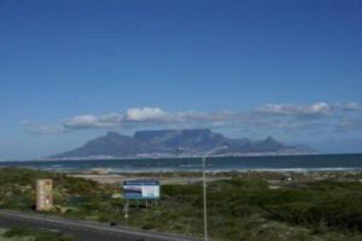 Grandioser Ausblick auf Tafelberg