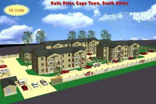 Vacant land of 6060 m² in Cape Town, South Africa